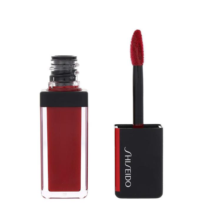 Lacquerink Lipshine in Scarlet Glare di Shiseido
