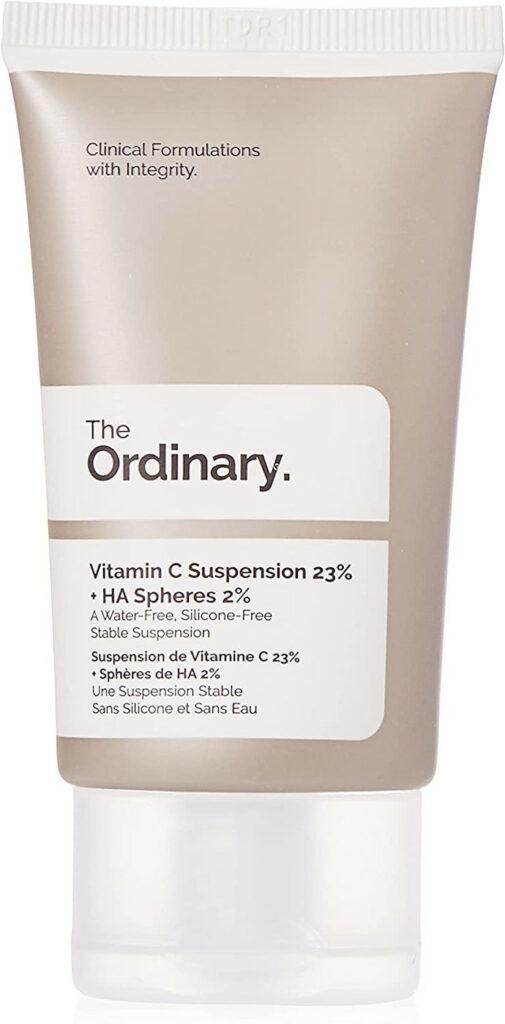 The Ordinary Vitamin C Suspension 23% + HA Spheres